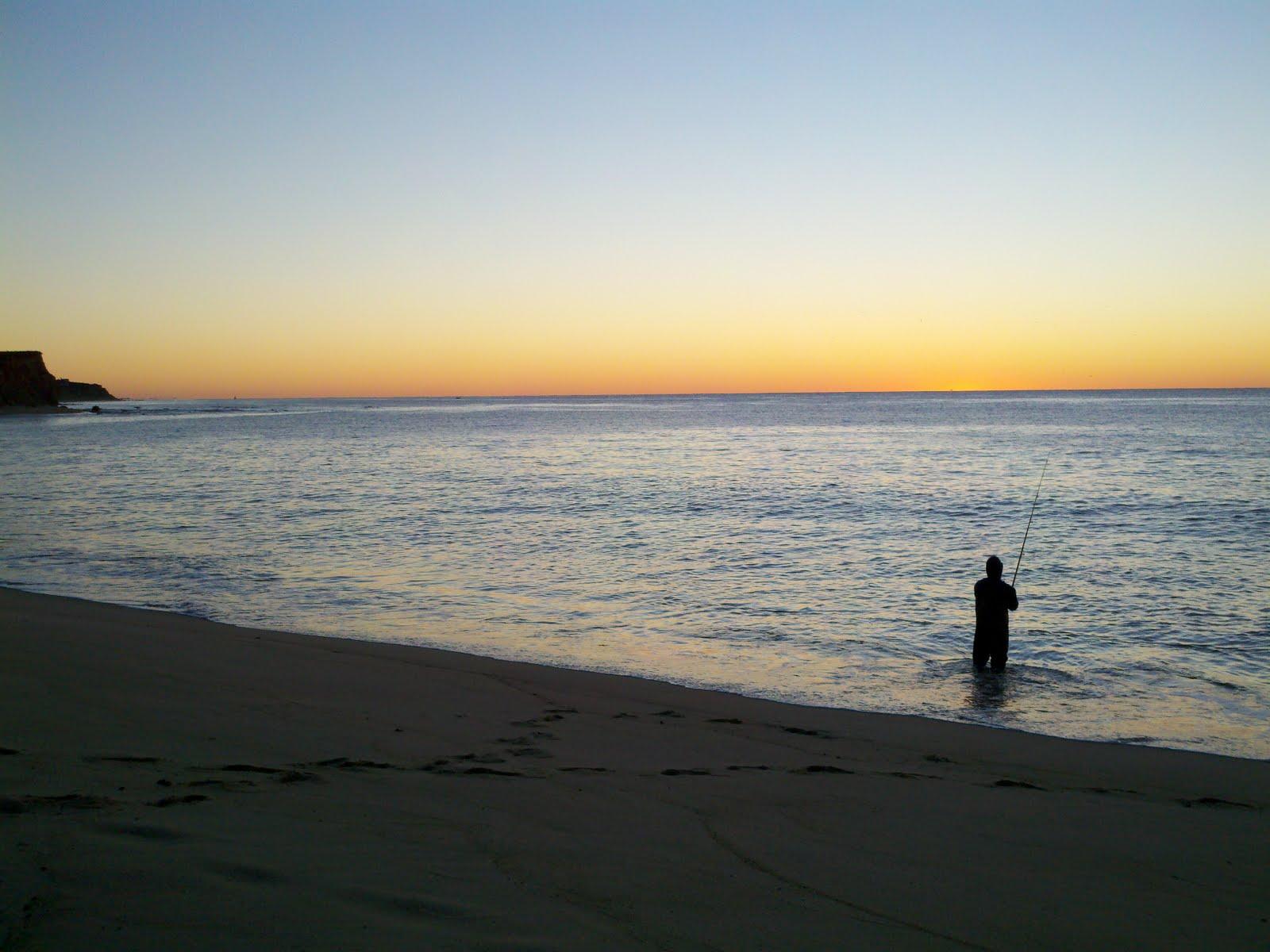 Predawn surf fishing in montauk montauk fishing reports for Montauk fishing report
