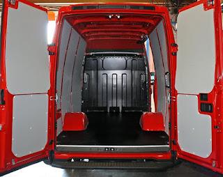 Allestimenti e rivestimenti interni furgoni