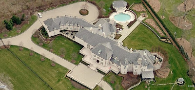 Dennis Jones St Louis Mega Mansion Homes Of The Rich