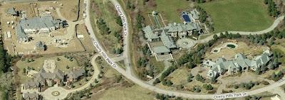 Cherry Hills Village Mega-Mansions