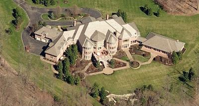 Monte Ahuja's Ohio Mega Home