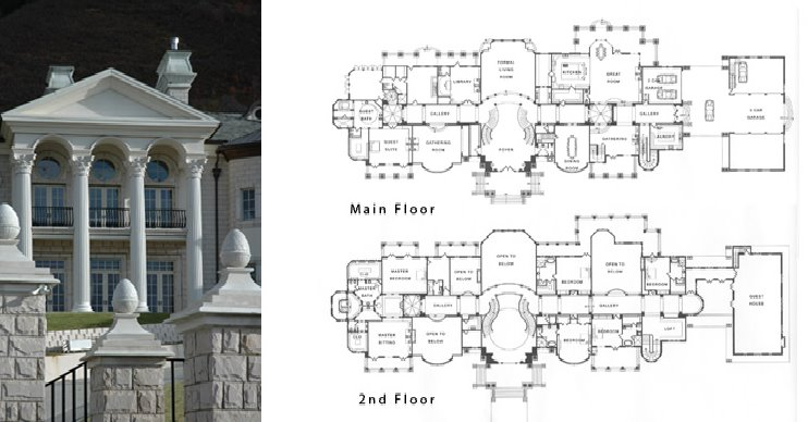 Mega Mansion House Plans mega mansion floor plans | shoe800