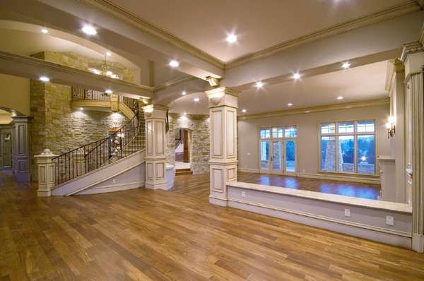 Large Mansion Floor Plans