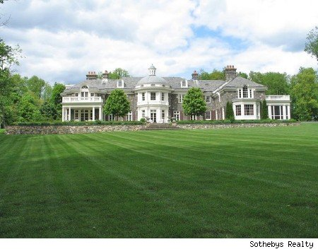 Prestigious rosewood estate in chappaqua homes of the rich for Rosewood home
