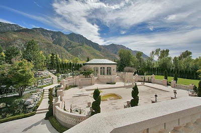 Lennon Ledbetter's Utah Dream Mega-Mansion
