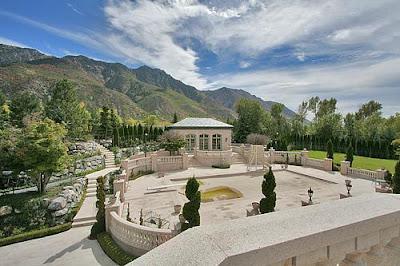 Lennon Ledbetter's Utah Dream Mega-Mansion