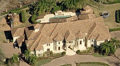 A look at Texas Mansions !   Homes of the Rich