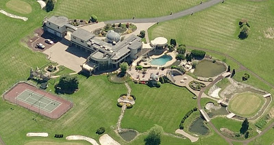 The Andretti Family and their Mansions