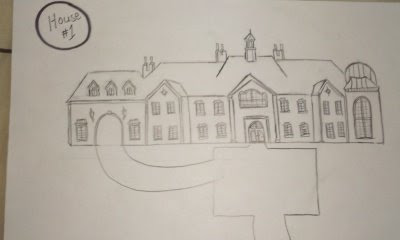 Drawing Houses Amateur Style