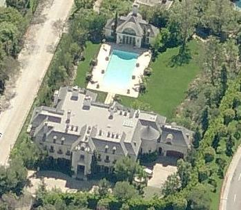 Celebrity Homes Of The Rich
