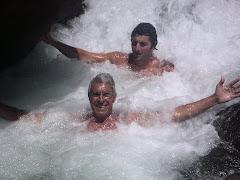 DOMINICA 13. Banyo frio y turbulento
