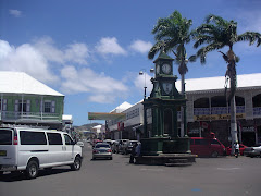 ST. KITTS 3. Una plaza