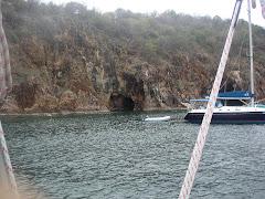 VIRGENES 10 Cuevas en Norman Island
