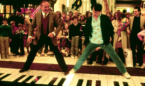 tom hanks big keyboard song