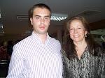 Javi y Consuelo Díez 2008