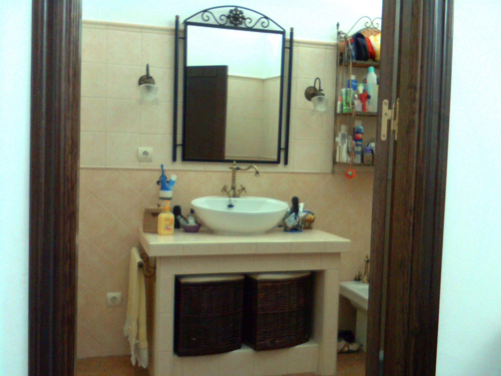 Muebles De Baño Huelva:de construccion y rehabilitacion, estilo rustico, Huelva,Sierra de