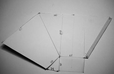 выкройка софтбокса для накамерной вспышки metz 48