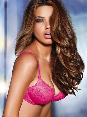 Adriana Lima Latest Hairstyles