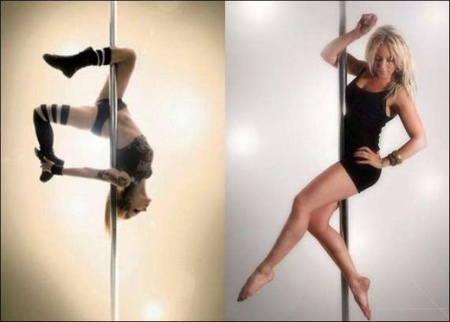 The Art of Pole Dancing (17 Photos)