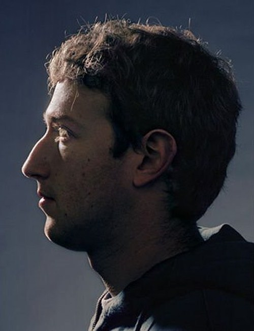 Facebook Founder Mark Zuckerberg - Man of the Year by the Magazine Time (13