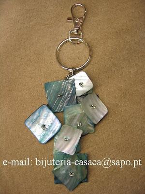 Bijuteria: Porta-Chaves