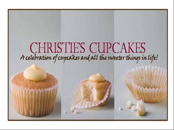 Christie's Cupcakes