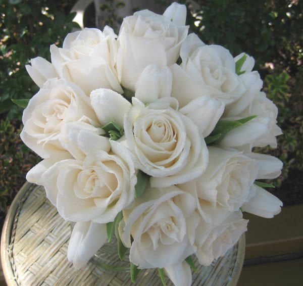 jolla village florist white wedding flowers for the la jolla wedding