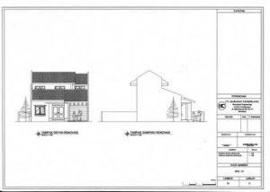 gambar kerja rumah on ... & Desain Interior: Tips Arsitektur : Memahami Gambar kerja Rumah