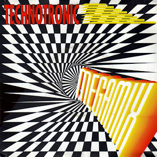 Technotronic - Megamix, Maxi-Single
