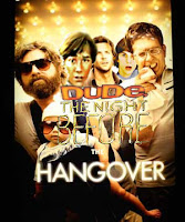 The Hangover with Zach Galifianakis and Bradley Cooper meets Dude, Where's My Car? with Ashton Kutcher meets The Night Before with Keanu Reeves