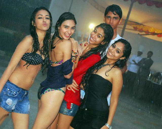 indian sex party babes