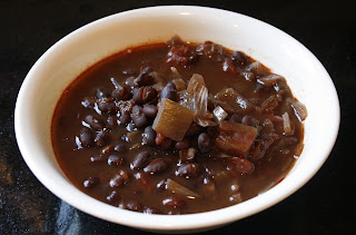 spicy slow cooker black bean soup 1 pound dry black beans soaked ...