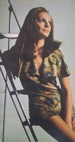 "˜*•. ˜""*°•.˜""*°••°* Lucia Petterle, Miss World 1971. ˜*•. ˜""*°•.˜""*°••°* Lucia-333"