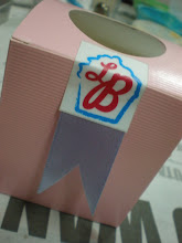 Individual Cupcake Packaging with toppings (Doorgifts)