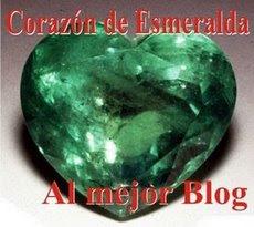 PREMIO CORAZÓN DE ESMERALDA