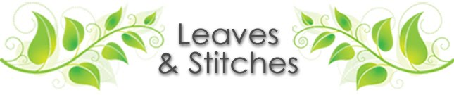 Leaves &amp; Stitches