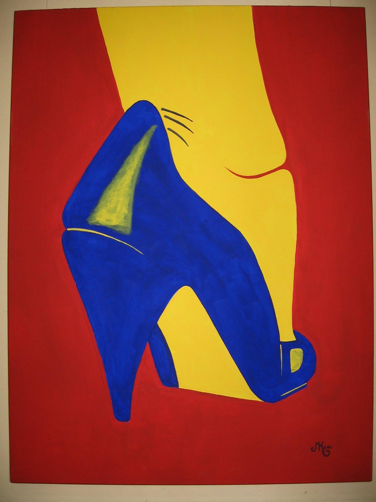 Givoa pinturas a expertizar de los alumnos de artes visuales de la umsa - Nombres de colores de pinturas ...