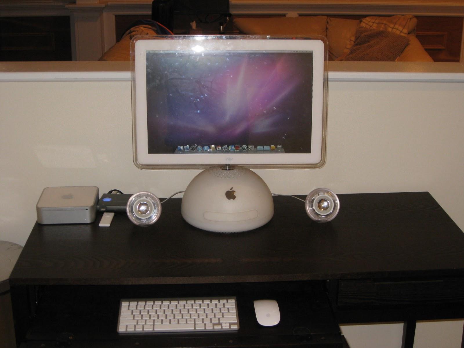 Can i hook up my mac mini to my imac