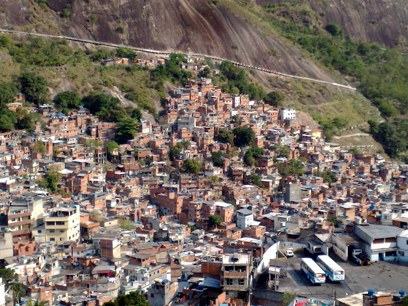 and Socio-Spatial Inequality: The Case of Favelas in Rio de ...