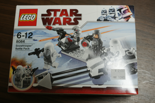 LEGO: 8084 Snowtrooper Battle Pack