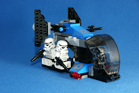 LEGO: 7667 Imperial Dropship
