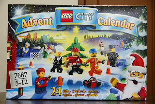 LEGO: 7687 City Advent Calendar 2009