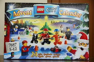 LEGO: 7687 City Advent Calendar 2009