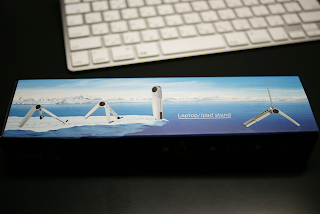iPad用スタンド XStandが届きました