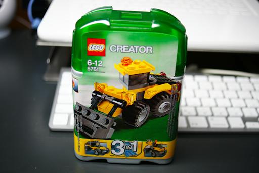 LEGO: 5761 Mini Digger