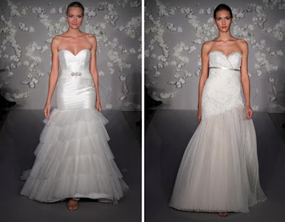 2011 Wedding Gown Trends
