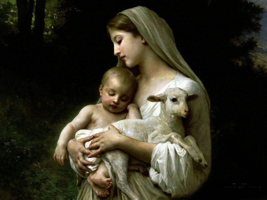 Aww-Spiration: Happy Birthday Mamma Mary!