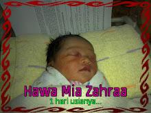 HAWA MIA ZAHRAA'