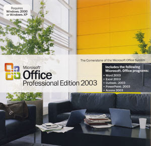 Microsoft Office 2003 Original – Portugues Br + Serial