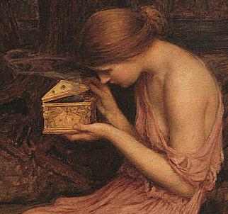 Kutia e Pandorës Pandora